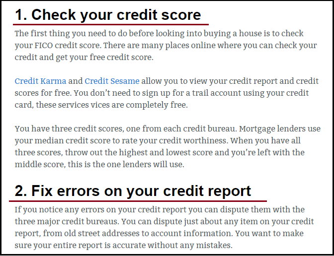 DC Fawcett Real Estate - What is Low credit mortgage