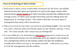 Dc-Fawcett-Real-Estate-mortgage-pros-and-cons
