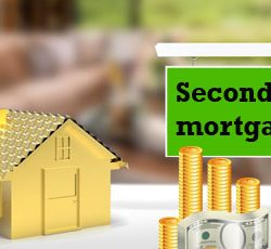 What is a second mortgage